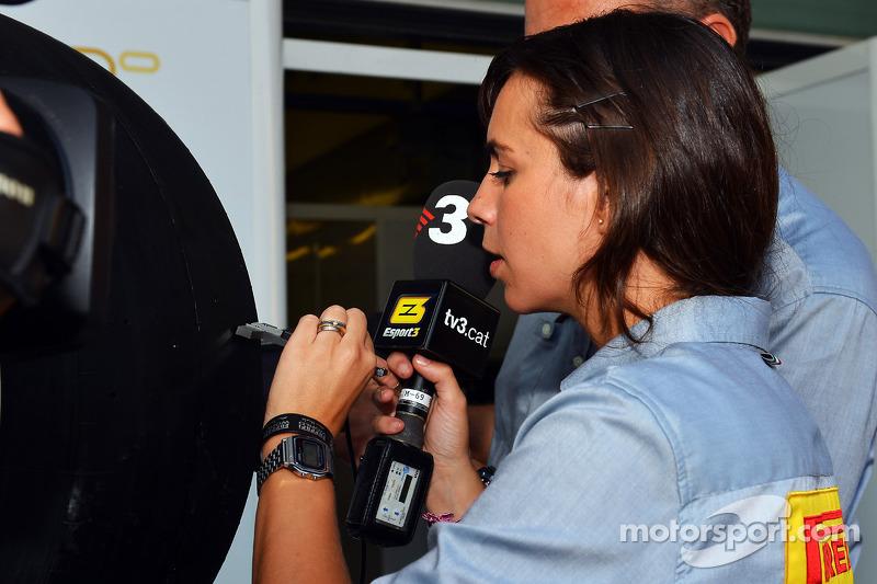 Laia Ferrer, TV3 Televisie Presentator