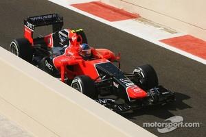 Marussia 2012 F1 car