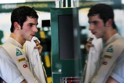 Alexander Rossi, Caterham F1 Test Driver