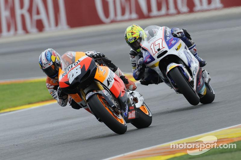 Grand Prix van Valencia 2012