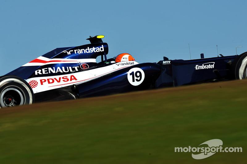 Бруно Сенна (в Ф1 – 2010-2012, 46 Гран При, 33 очка)