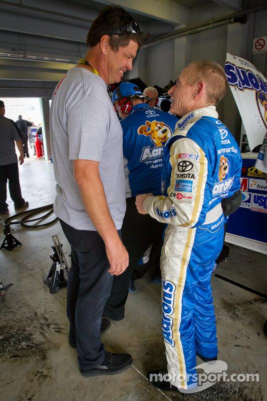 Michael Waltrip en Mark Martin, Michael Waltrip Racing Toyota