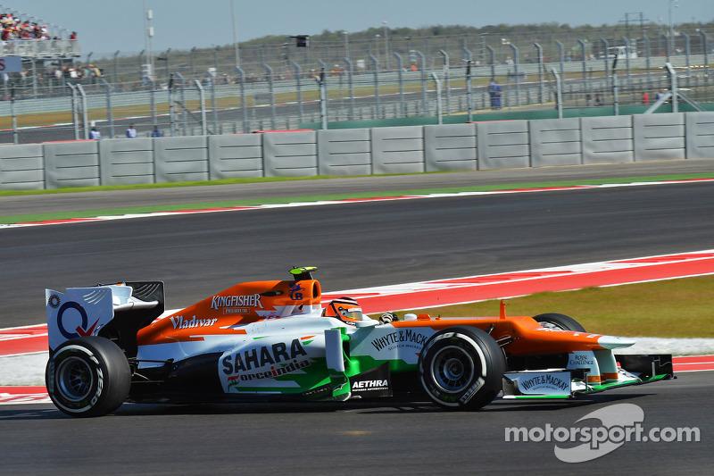 Force India F1 VJM05 (2012)