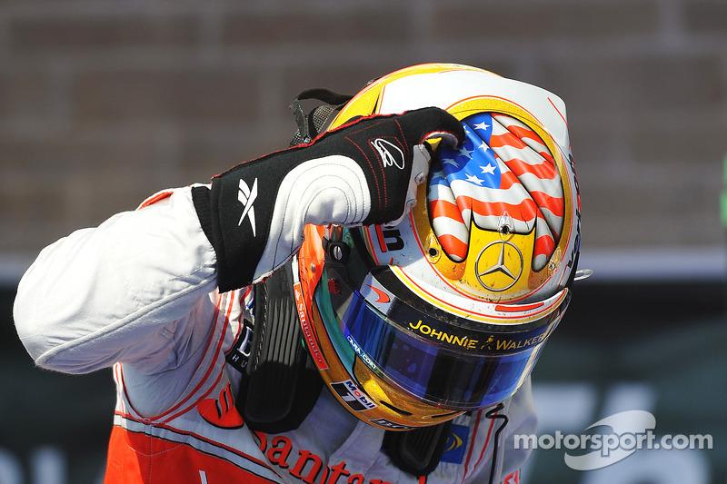 2012 год. Льюис Хэмилтон, McLaren