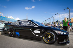 The new 2013 Ford Fusion generation 6 Sprint Cup car