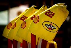 Refuel thanks for A.J. Allmendinger, Penske Racing Dodge