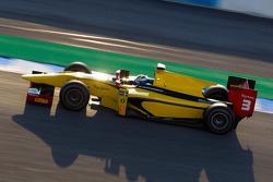 November Jerez testing