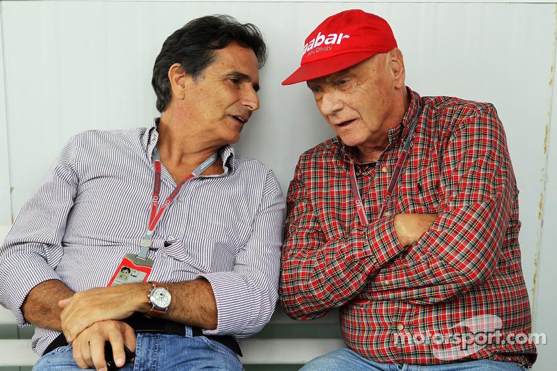 ГП Бразилии, Воскресенье, перед гонкой.
