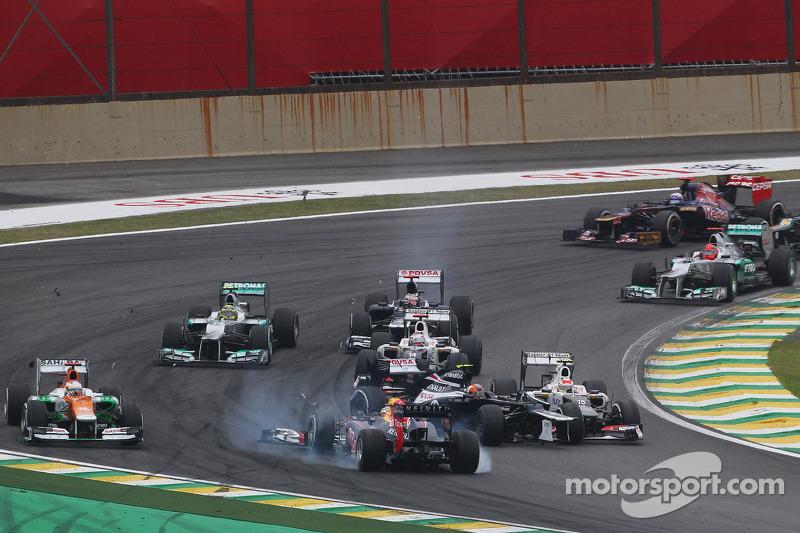 4. Гран Прі Бразилії-2012