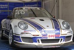 Angelo Proietti, Porsche Supercup