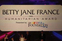 The Betty Jane France Humanitarian Award