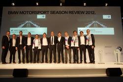 Марко Виттман. Церемония вручения наград BMW Sports Trophy, особое событие.