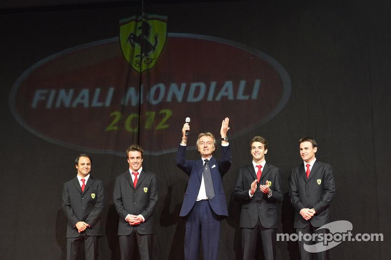 Ferrari Mondiali