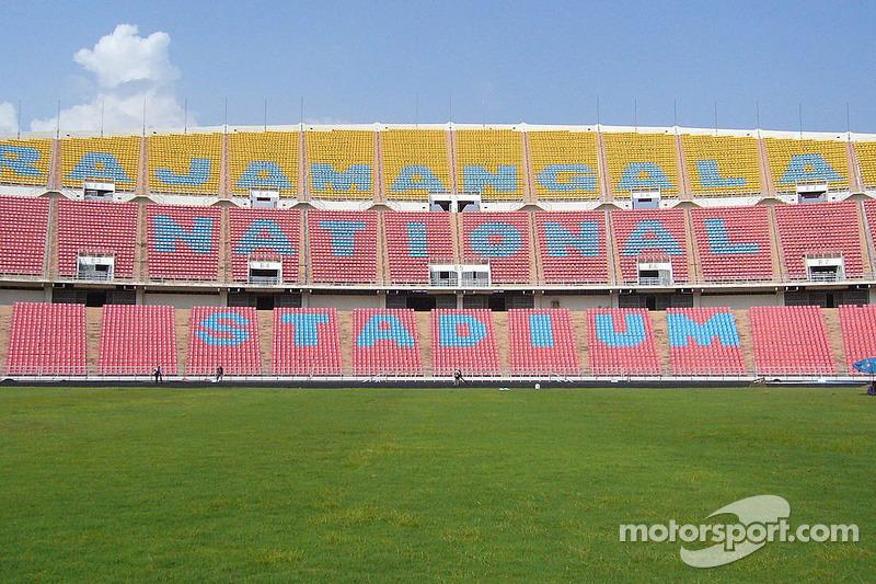Rajamangala National Stadium in Bangkok