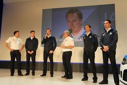 Jari-Matti Latvala, Miikka Anttila, Sébastien Ogier en Julien Ingrassia