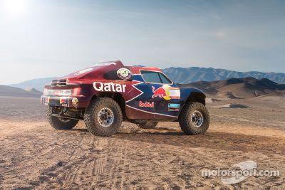 Тесты qatar red bull rally