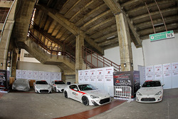 The ROC cars