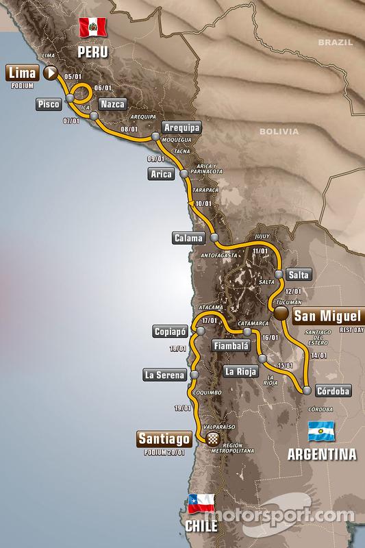 2013 Dakar rsaie