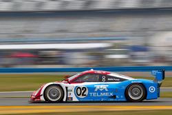 #02 Chip Ganassi Racing com Felix Sabates BMW Riley: Scott Dixon, Dario Franchitti, Joey Hand, Jamie  McMurray