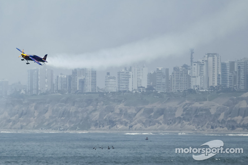 Red Bull air acrobatics show