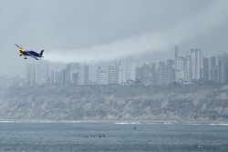 Red Bull air acrobatics show