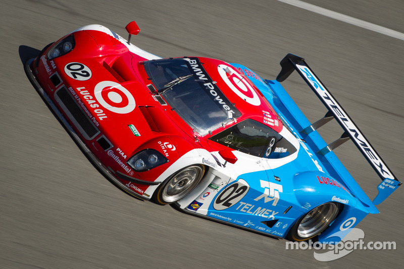 #02 Chip Ganassi Racing with Felix Sabates BMW Riley: Scott Dixon, Dario Franchitti, Joey Hand, Jamie McMurray