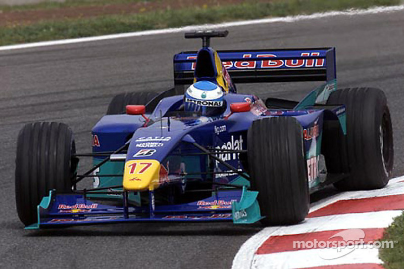 2000: Sauber-Petronas C19