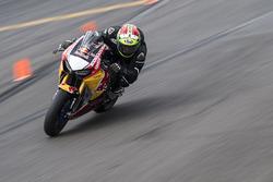 Test Honda al Lausitzring