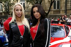 Kessel racing girls
