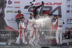 3. AM-Cup: #36 BMW M6 GT3, Walkenhorst Motorsport, Henry Walkenhorst (GER), Stef Van Campenhoudt (BEL), David Schiwietz (GER), Ralf Oeverhaus (GER)