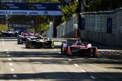 Felix Rosenqvist, Mahindra Racing, leas Jean-Eric Vergne, Techeetah