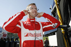 Bourdais Mid-Ohio test