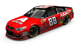 Dale Earnhardt Jr. livery announcement