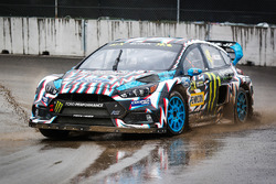 Кен Блок, Hoonigan Racing Division Ford