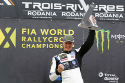 Le vainqueur Johan Kristoffersson, PSRX Volkswagen Sweden