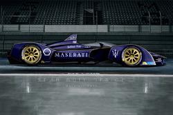 Representación Maserati fantasy