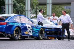Chevrolet Camaro ZL1 für NASCAR 2018