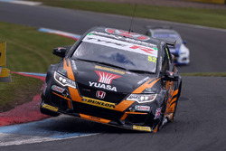 Gordon Shedden, Team Dynamics Honda Civic Type R