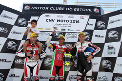 Rafid Topan Sucipto CNV Estoril Podium