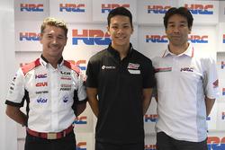 Pengumuman Nakagami di LCR Honda
