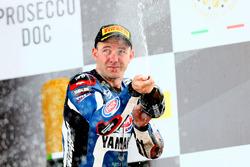 Podium : troisième place pour Lucas Mahias, GRT Yamaha Official WorldSSP Team
