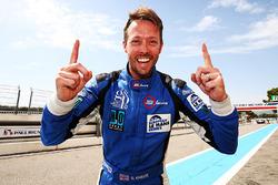 LMP3 ganador de la pole Ross Kaiser, 360 Racing