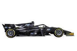 FIA Formula 2 car unveil