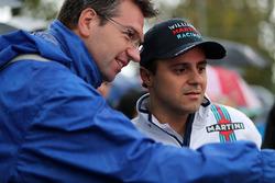 Felipe Massa, Williams fans selfie