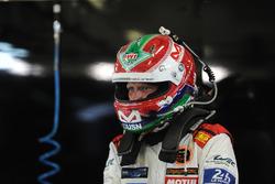 #61 Clearwater Racing Ferrari 488 GTE: Matt Griffin