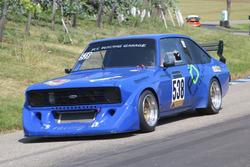 Reto Steiner, Ford Escort RS 2000 V6, Equipe Bernoise