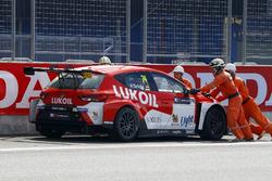 Пепе Оріола, Lukoil Craft-Bamboo Racing, SEAT León TCR