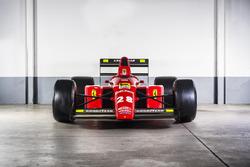 Auktion: Ferrari von Gerhard Berger