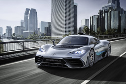 Mercedes-AMG Project One Lansman