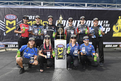 Pro Stock Motorcycle Countdown